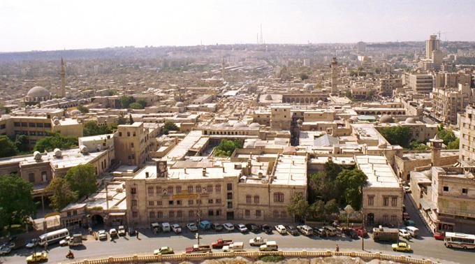 Aleppo ist stark umkämpft. (Archivbild)