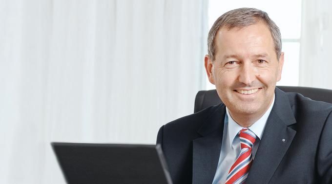 Dr. Andreas Dudler war bisher Präsident der Stiftung.