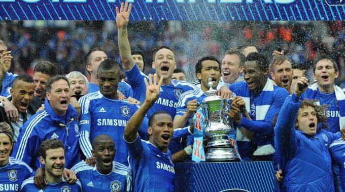 Chelsea triumphiert im englischen Cupfinal gegen Liverpool.