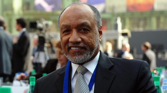 Mohamed Bin Hammam hat genug.