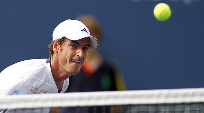 Andy Murray musste vier Stunden um den Sieg ringen.