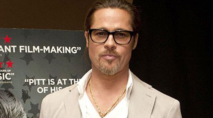 Brad Pitt schaffte über die Hochzeitsgerüchte Klarheit.