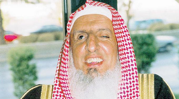 Saudi Arabiens Grossmufti Abd al-Aziz bin Abdullah asch-Schaich mag Twitter nicht.