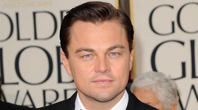 Leonardo DiCaprio blickt in die Zukunft.