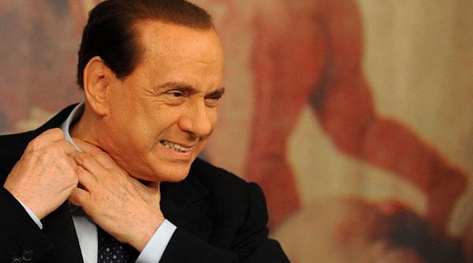Silvio Berlusconi, Italiens Ex-Premierminister.