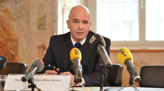 Stefan Kölliker will 2016 trotz Krebs kandidieren.