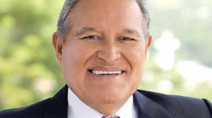 Präsidentenwahl in El Salvador: Salvador Sánchez Cerén gilt als Favorit.