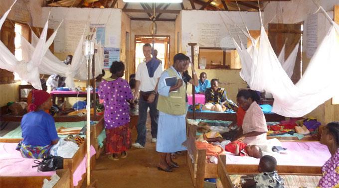 Trotz dem Rückgang der Krankheitsfälle sterben immer noch unzählige Kinder an Malaria.