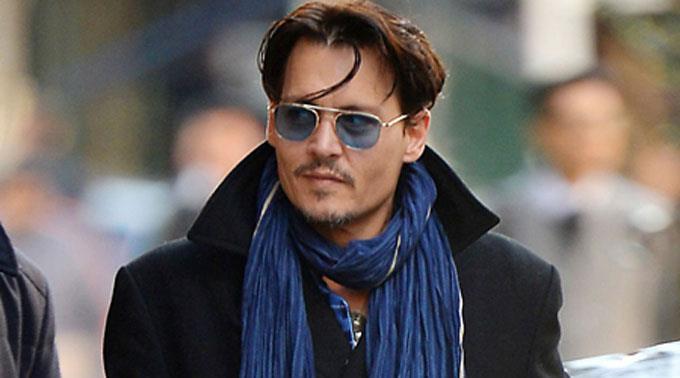 Johnny Depp versteht Kinder.
