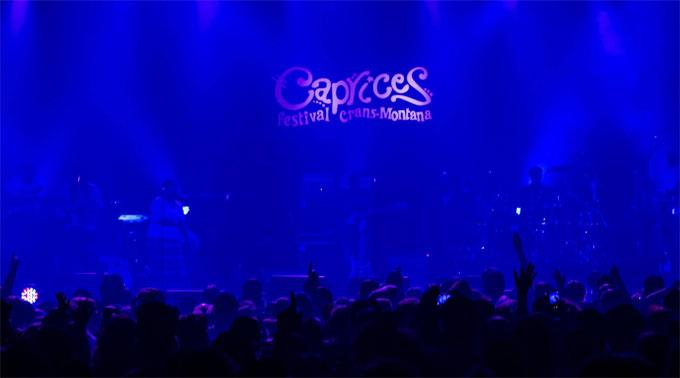 Caprices Festival.