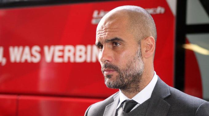 Pep Guardiola will mit seinem Team das Finale der Champions League erreichen.