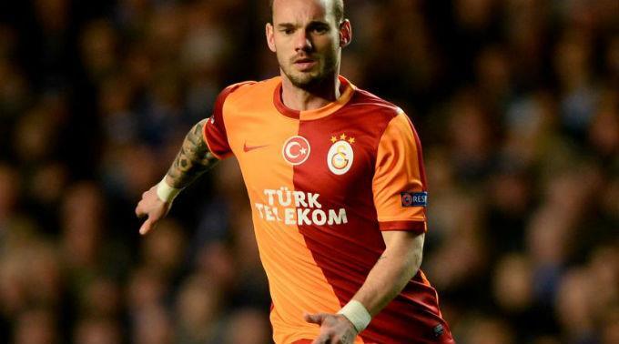 Heiss begehrt: Wesley Sneijder.