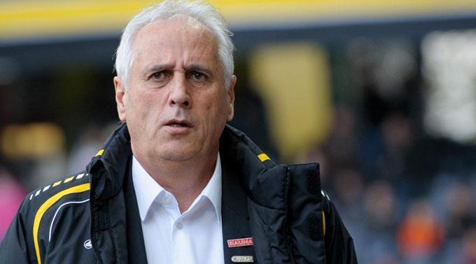 Bernard Challandes coacht die armenische Nationalmannschaft.
