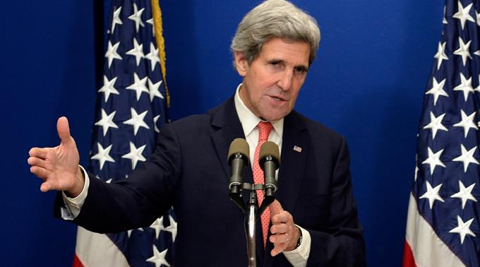 Laut John Kerry ist das Verhalten der IS-Miliz als Völkermord zu klassifizieren.