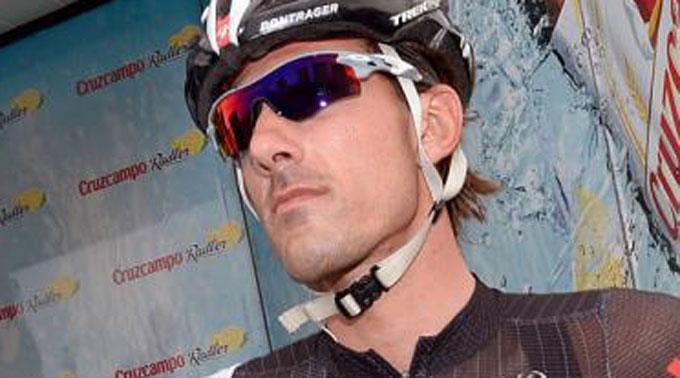 Fabian Cancellara führt weiterhin die Oman-Rundfahrt an. (Archivbild)