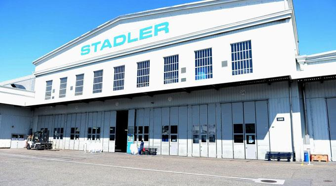 Stadler Rail ist nicht zu verkaufen.