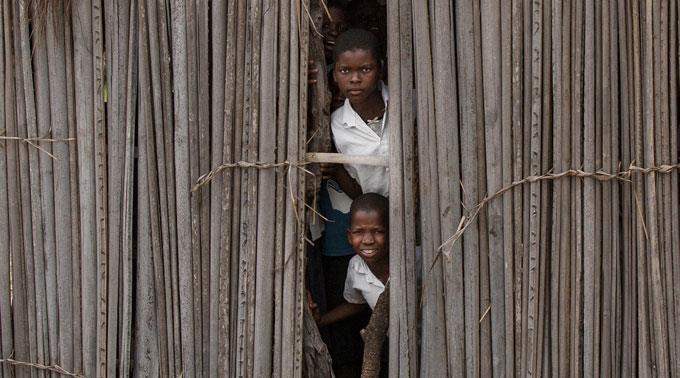 Kinderarbeit ist im Kongo Alltag.