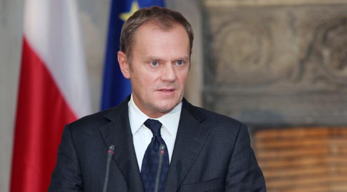 Donald Tusk: «Zurück zu Schengen.»