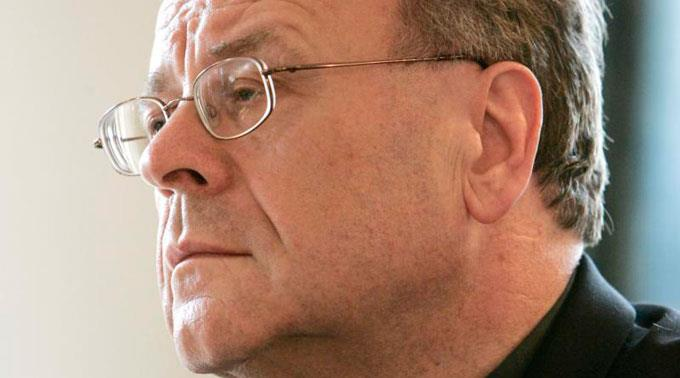 Bischof Vitus Huonder: Weder Rücktritt noch Absetzung zu erwarten.