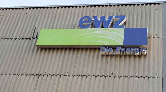 Durchbruch in der Schaltanlagentechnik im neuen ewz-Werk in Zürich.