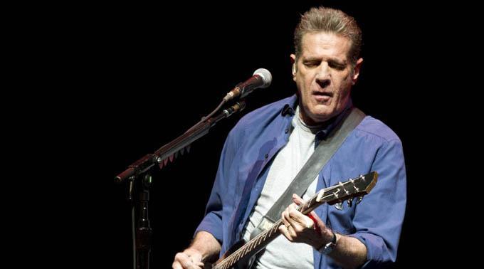 Glenn Frey verstarb am Montag 18. Januar.