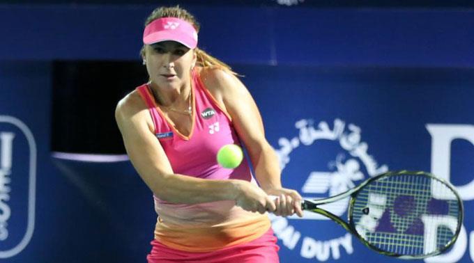 Belinda Bencic macht in der Weltrangliste zwei Positionen gut.