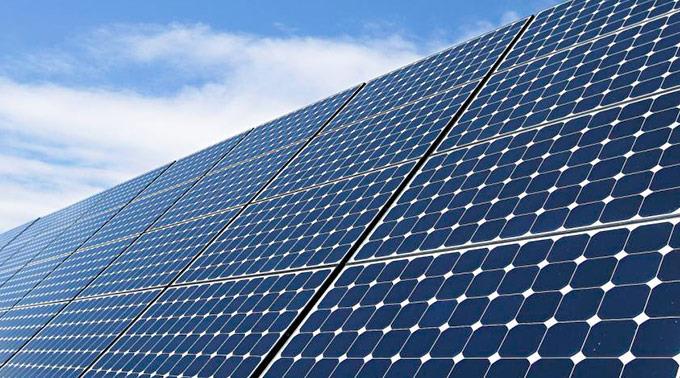 Kristalline Silizium-Solarzellen bekommen Konkurrenz.