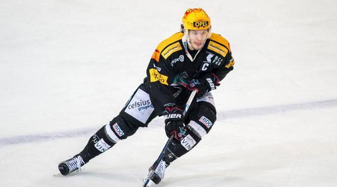 Freiburgs Captain: Julien Sprunger.