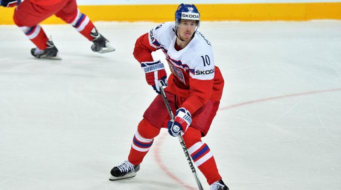 Roman Cervenka kommt aus Tschechien.