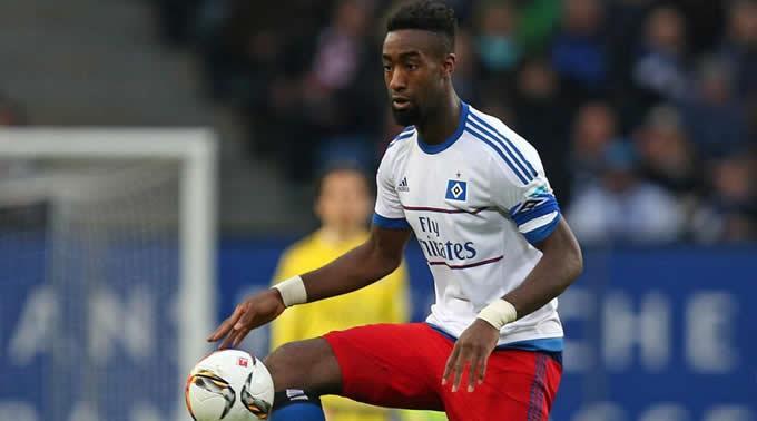 Johan Djourou nimmt beim HSV wieder am Mannschaftstraining teil.
