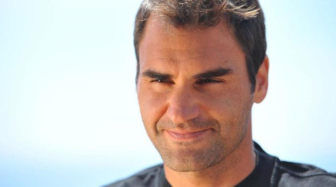 Roger Federer ist gegen Guillermo Garcia-Lopez Favorit.
