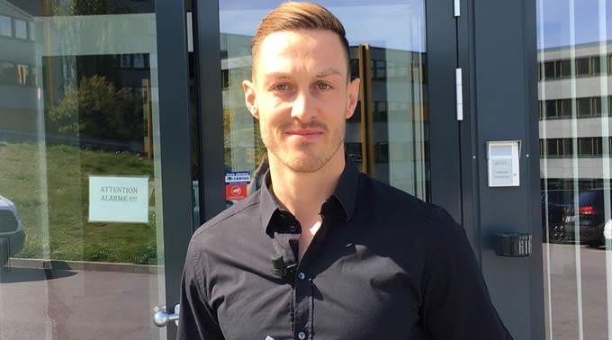 François Affolter hat seinen Vertrag beim FC Luzern vorzeitig aufgelöst.