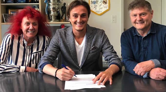 Der FC Zürich hat Hekuran Kryeziu unter Vertrag genommen.